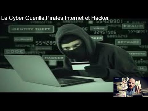 La Cyber Guerilla Pirates Internet et Hacker Documentaire français 2017
