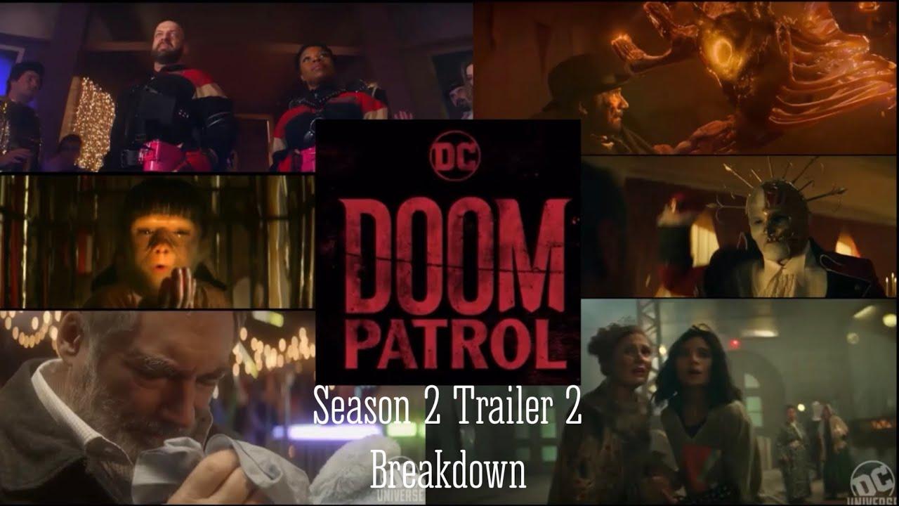 doom patrol season 2 villain