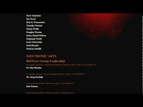 Dragon Age 2: Credits [HD]