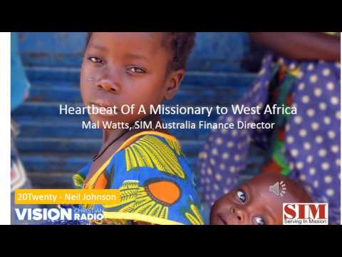 Heartbeat of a Missionary to West Africa