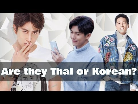 Cute Thai Actors That Look Like Kpop Star | Thai Celebrity Fever: Hope you enjoy this one!  Follow us!  WEBSITE: http://www.thaicelebrityfever.com/ FACEBOOK: https://www.facebook.com/thaicelebrityfever INSTAGRAM: https://www.instagram.com/thaicelebrityfever/ TWITTER: https://twitter.com/Thaicelebfever  WE are USA fans of Thai Celebrities! If you love Thai celebrities, then you will love our channel and blog. We post videos and blog about Thai celeb news, gossips, social media trends, and everything about their lifestyle. Yes we are nosy, nosy fans!