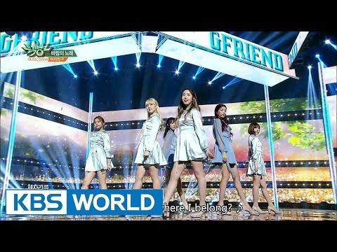 GFRIEND - Hear the Wind Sing |여자친구 - 바람의 노래 [Music Bank COMEBACK / 2017.03.17]