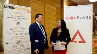 Interview with HE Tumur Lkhagvadorj, Ambassador of Mongolia to Singapore