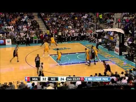 Miami Heat Top 10 Plays of Week 22 | 2012-13 NBA Season |
