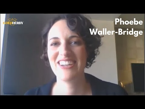 Phoebe Waller-Bridge ('Fleabag') on her 'fantasy' of coming back to the character later in life [Complete Interview Transcript]