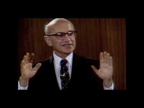 Milton Friedman on immigration.
