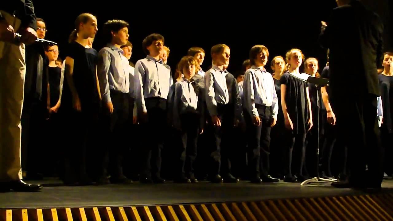 The Children's Choir of the Opéra National de Paris, Gaël ...