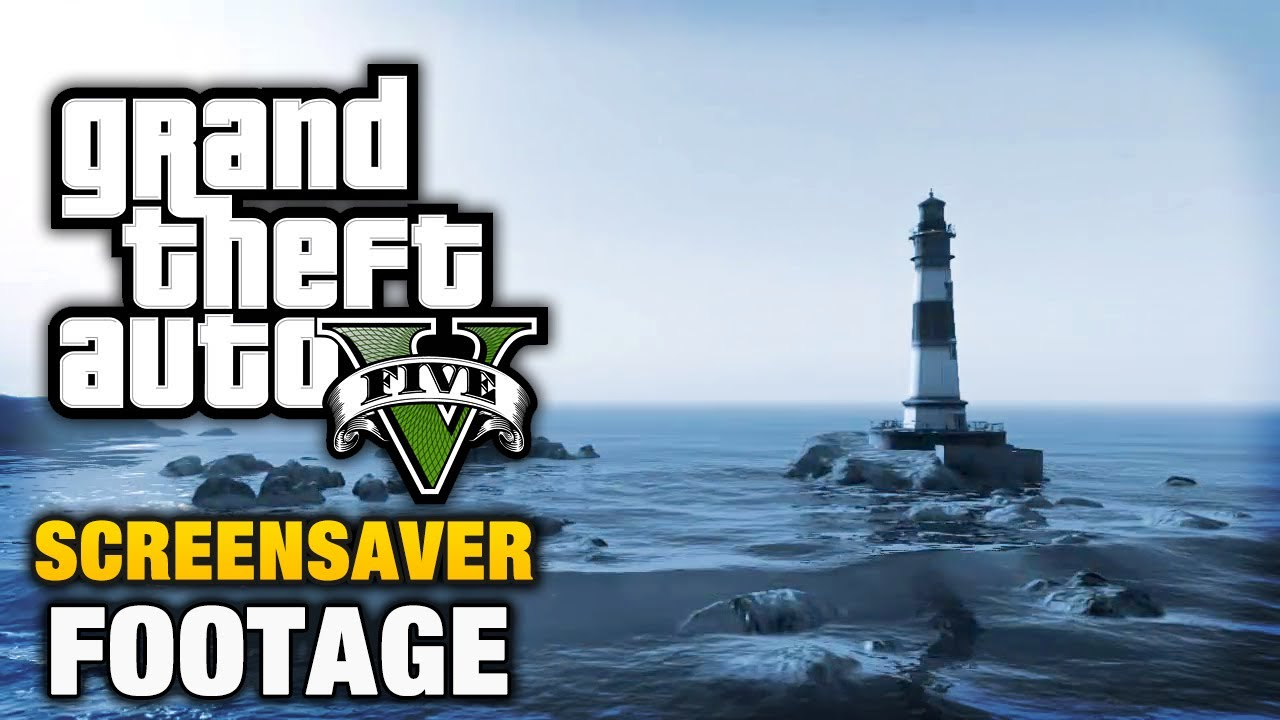 gta 5 - footage from epsilon program screensaver - youtube
