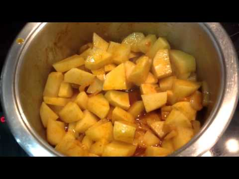 Potato Curry (Vegetarian Dish) - Learn To Cook Indian Curries