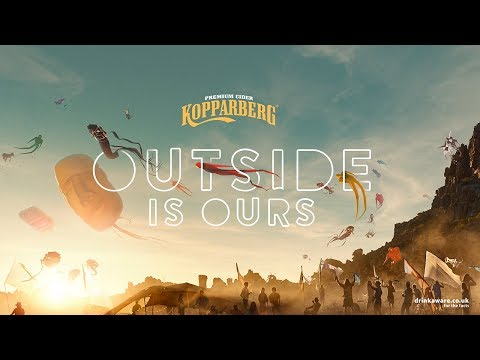 Kopparberg Cider | Outside Is Ours | 2018 Advert Full