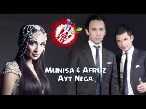 Munisa ft Afruz - Ayt nega (UzNavo.Biz)