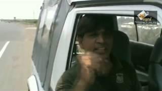 Gypsy Test Drive with Electric power steering Maruti Gypsy Mg413w