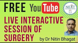 CONCISE CLASS ( HEPATOBILIARY SURGERY PART 2 ) DR NITIN BHAGAT