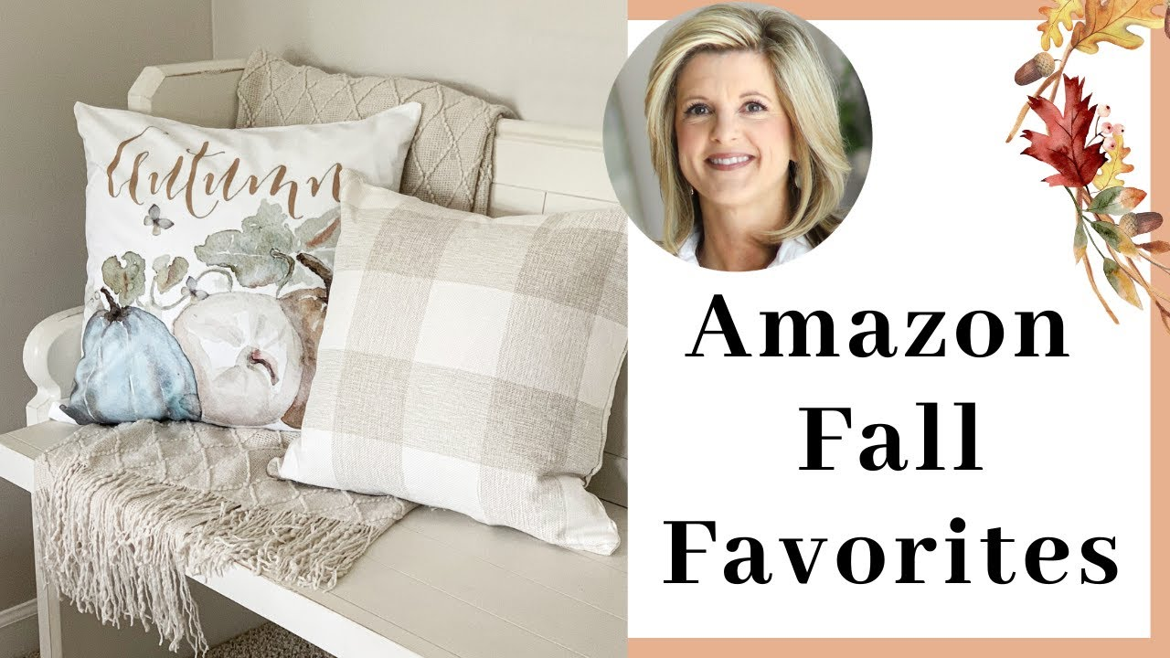 Amazon Fall Decor | Fall Decorating Ideas