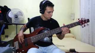IRON MAIDEN - Judas Be My Guide. Bass Cover by Samael.