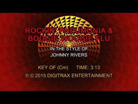 Johnny Rivers - Rockin' Pneumonia & Boogie...