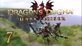 Dragon's Dogma: Dark Arisen PC - 7 - Witchood, Quina, and Selene the Witch