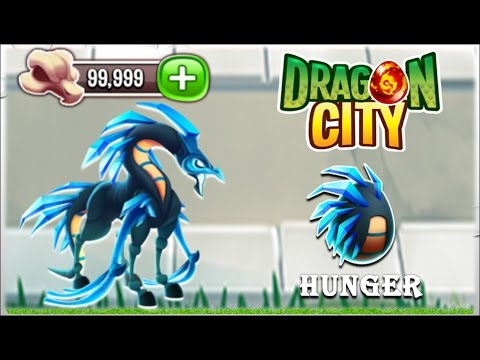 Dragon City - Hunger Dragon [Apocalypse Island ...
