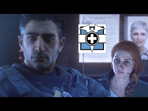 Rainbow Six Siege DOC FACE REVEAL Mission Outbreak Trailer CGI Cinematic R6