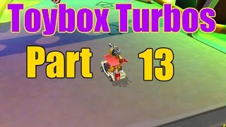 The FGN Crew Plays: Toybox Turbos Part 13 - Too Easy (PC)