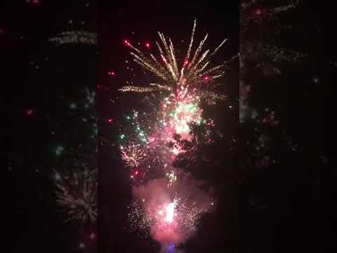 Best Backyard Fireworks best backyard fireworks finale ever! - youtube