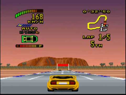 Super Nintendo - Top Gear 2 (1993)
