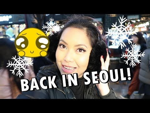 BACK IN SEOUL! (VR DATE WITH LEE MIN HO + MORE!) Dec. 7, 2017 - saytioco