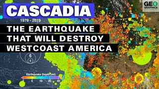 Cascadia: The Earthquake that will Destroy Westcoast America
