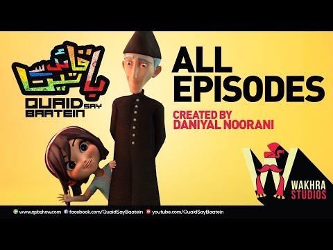Quaid Say Baatein -- All Episodes