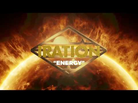 Energy [Official Lyric Video] | IRATION | Self-Titled (2018)