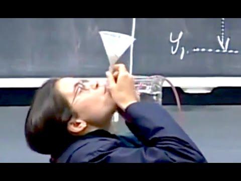 8.01x - Lect 28 - Hydrostatics, Archimedes' Principle, Bernoulli's Equation