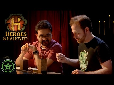 Heroes & Halfwits: Episode One