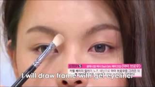 [Eng Sub] Get It Beauty-Hyori Hyorish BAD GIRLS makeup tutorial (1/2)