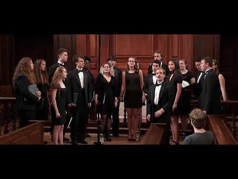 Wearin' of the Green - Christopher Wren Singers - April 2017