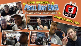 LIVE Show Pixel Day 06.04.2019