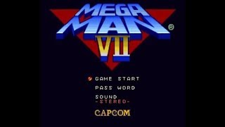 Mega Man 7 & 8 Casual Livestream