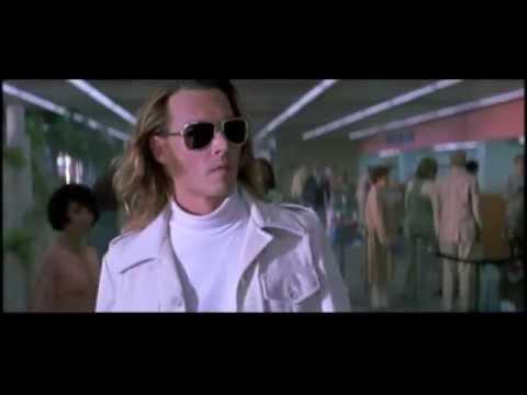 Johnny Depp - airport scene - Blow