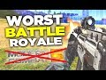 The Worst Battle Royale Game - Modern Combat 5