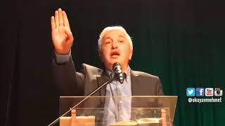Biz sizin gittiğiniz o yoldan saptık.Allah sizi de saptırsın..- Prof.Dr. Mehmet Okuyan