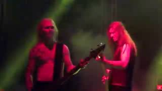 Kalmah - Swamphell (live at Metal Crowd 2016, Rechitsa - 20.08.16)