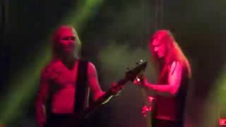 Kalmah - Swamphell (live at Metal Crowd 2016, Rechitsa - 20.08.16)
