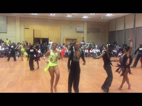 Arnold Classic 2016 - SA Dancesport - Adult Championship - Jive