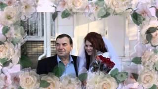Свадьба внучки