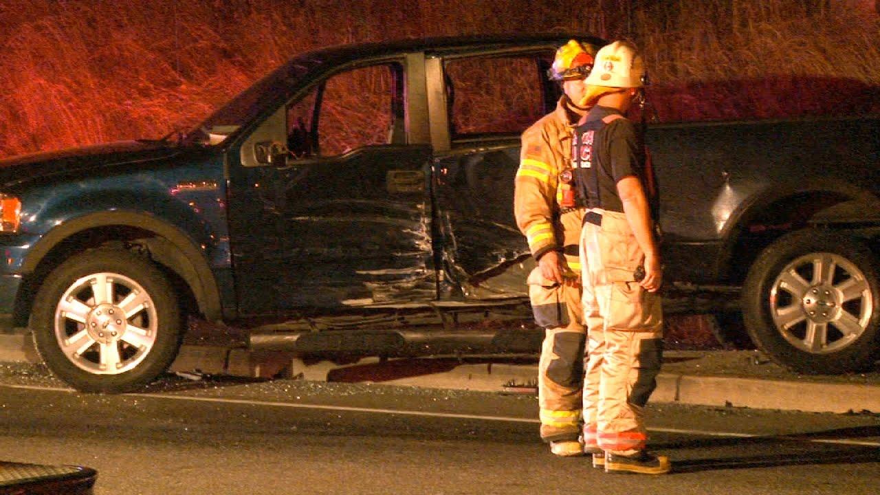 DUI Caused 3 Car Accident 1 Rolled Spanaway Loop Rd Spanaway WA