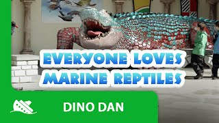 Dino Dan: Trek's Adventures: Everyone Loves Marine Reptiles - Episode Promo