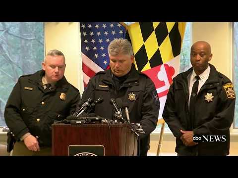 Officials give update on shooting at high school in Maryland | ABC Radio