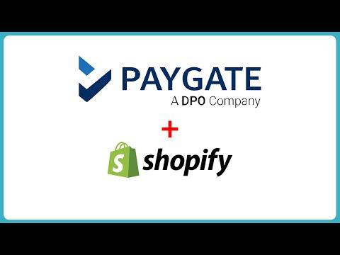 Shopify - PayGate