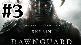The Elder Scrolls V: Skyrim Dawnguard DLC Walkthrough - Part 3 Vampire Lord Gameplay