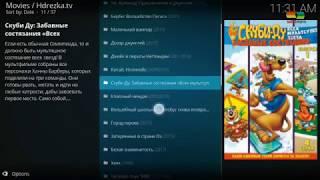 Kodi addon HDRezka TV