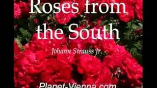 Video Johann Strauss - Roses from the South (Waltz, Orch.) 南国のバラ download MP3, 3GP, MP4, WEBM, AVI, FLV November 2018